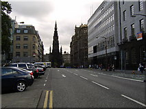 NT2574 : St Andrew Square, West Side by Stephen Sweeney