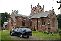 NY6819 : St Michael's Church, Bongate, Appleby by Alexander P Kapp