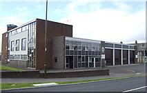 NS7894 : Stirling Fire Station by Jonathan Billinger