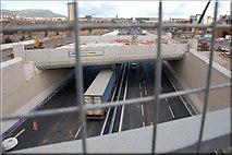 J3373 : The Westlink, Belfast (8) by Albert Bridge
