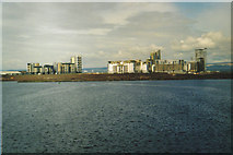NT2677 : Regeneration of the western harbour by Carol Walker