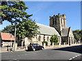 NZ3181 : St. Cuthbert's Church - Blyth by R J McNaughton