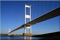 ST5590 : Severn Bridge by Martin Edwards