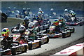 NY0618 : Kart racing at Rowrah by a w ferguson