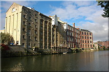 ST7464 : Converted warehouses, Bath by Philip Halling