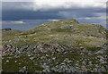 SH8622 : The summit of Aran Fawddwy by Nigel Brown