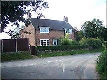 SJ6527 : Cottage Near Heathcote by Geoff Pick