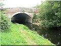 SJ1901 : Canal Bridge by James Allan