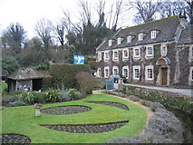 SP1106 : Swan Hotel, Bibury by David Stowell