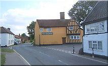 TM0848 : Village scene, Somersham by Andrew Hill