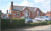 TM0848 : Village school, Somersham by Andrew Hill