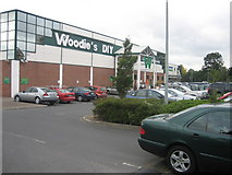 O0435 : Woodie's, Lucan Co Dublin by Harold Strong