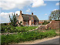 TG1527 : Malthouse Farm in Oulton Street by Evelyn Simak