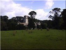 SE2768 : Sun on the Abbey by Matthew Hatton