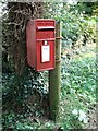 TF3970 : Postbox, Langton by Spilsby by Dave Hitchborne