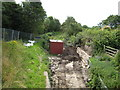 SJ3024 : Montgomery Canal Restoration at Redwith by David Stowell