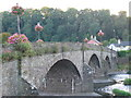SO3700 : Usk Bridge by Colin Smith
