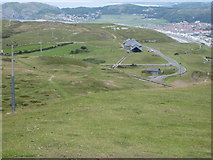SH7783 : View down from the Great Orme by David Stowell