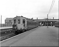 TQ2258 : Tattenham Corner station in 1979 by Dr Neil Clifton