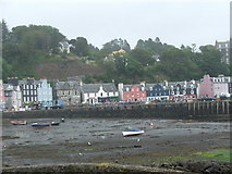 NM5055 : Tobermory Front, on the Isle of Mull by Adam Simpson