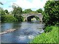 H3617 : Town Bridge over the River Erne, Belturbet. by Adam Simpson