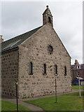 NJ9505 : Footdee Mission Hall by David Hawgood
