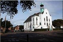 J3372 : First Church of Christ, Scientist, Belfast (1) by Albert Bridge