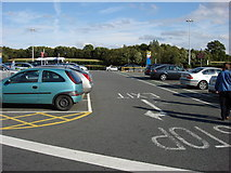 TL5523 : Short Stay Car Park, Stansted Airport by Oxyman