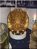 NJ9967 : Fresnel lens assemblies, Museum of Scottish Lighthouses by David Hawgood