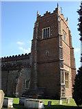 TL7835 : Tower, St. Nicholas' Church, Castle Hedingham by Oxyman
