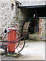NY4326 : The Wheel at Sparket Mill by mauldy