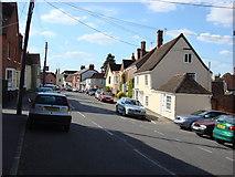 TL7835 : St James's Street, Castle Hedingham by Oxyman