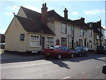 TL7835 : Bell Inn, Castle Hedingham by Oxyman