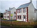 NY1645 : New housing, Langrigg by Alexander P Kapp