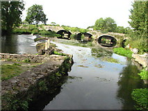 S4943 : Bridge over Kings river , Kells by liam murphy