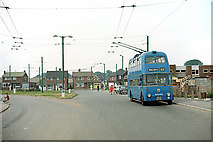 SK0003 : British Trolleybuses - Walsall by Alan Murray-Rust