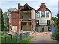 SU9273 : Cranbourne Hall by Andrew Smith