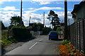 SJ4322 : Eyton Crossing by Eirian Evans