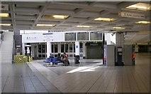 SE1632 : Bradford Interchange - Lower Concourse by Betty Longbottom