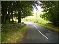 NT8931 : The B6351 near Canno Mill by Phil Catterall