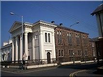J0153 : Thomas Street Methodist Church, Portadown. by P Flannagan