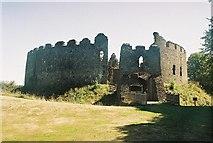 SX1061 : Lostwithiel: Restormel Castle by Chris Downer
