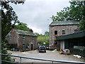 NY2044 : Crookdake Mill by Alexander P Kapp