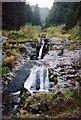 SN8388 : Rhaeadr Blaenhafren / Blaenhafren Falls by Graham Horn