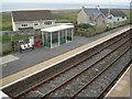 NX9925 : Harrington Railway Station by H Stamper