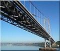 NT1280 : Forth Road Bridge by Gordon Brown