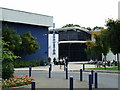 NS5463 : Bellahouston Sports Centre by Thomas Nugent