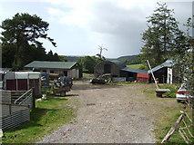 W9999 : Glen More Farm by Jonathan Billinger