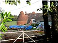 TQ8828 : Lordings Oast, Peening Quarter, Small Hythe Road, Wittersham, Kent by Oast House Archive