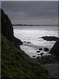 NM2522 : Port Aoinidh nan Sruth by Simon Leatherdale